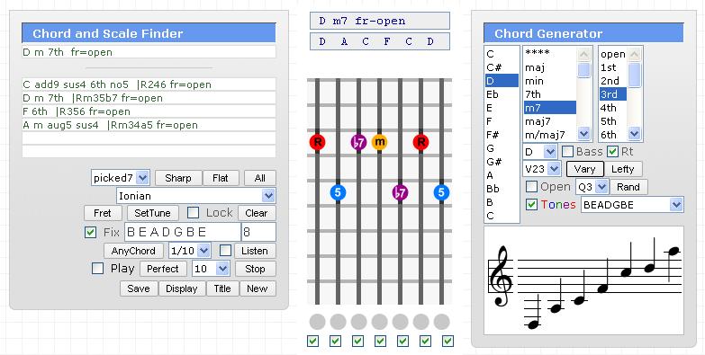 Guitar guitar tablature writer : Seven String Tab Generator Writer Player, Tab Editor